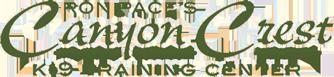 Canyon Crest k9.com Logo